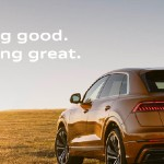 Brand-new Audi Q8 the prize in latest Audi Foundation fundraising raffle