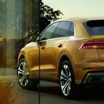 The all-new Audi Q8. Enough Said.