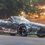 Lexus confirms production of LC Convertible