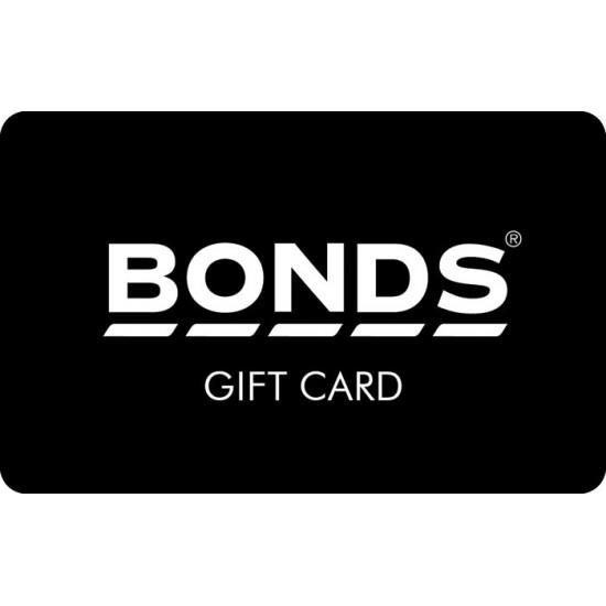 Bonds Instant Gift Card - $100