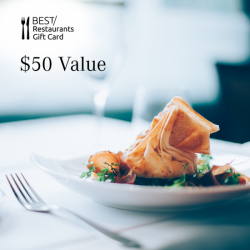 Dining Card - $50 Value