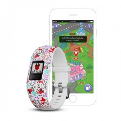 Garmin vívofit® jr. 2 - Disney Minnie Mouse