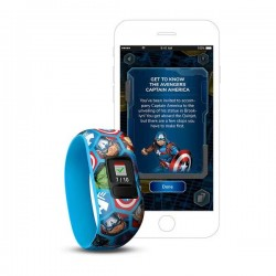 Garmin vívofit® jr. 2 - Captain America