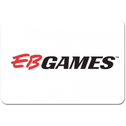 EB Games $100 Instant Flexi E-Gift Card