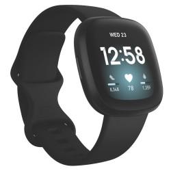 Fitbit Versa 3 (Black/Black Aluminium)
