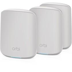 Netgear Orbi AX1800 Dual-Band Mesh Wi-Fi 6 System (3 pack)