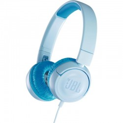JBL JR300 Kids On Ear Headphones - Blue