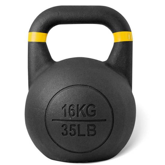 Lifespan Fitness CORTEX Commercial Steel Kettlebell 16kg