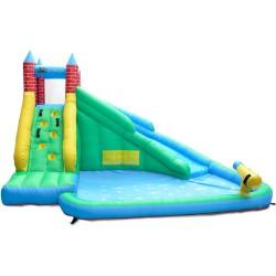 Lifespan Kids Windsor 2 Slide & Splash Inflatable