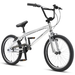 "Progear Torrid 20"" BMX - Metallic Chrome"