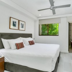 Sea Temple Private Apartments Palm Cove - Stay 4 Pay 3 Special. Perfectly situated on the beachfront at the southern end of Palm Cove with direct beach access.